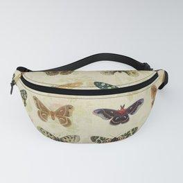 Moths & Butterflies Fanny Pack