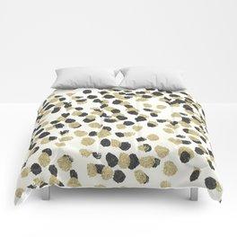 Leopard Glam Comforters