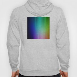 Showering Streaks of Rainbows Hoody
