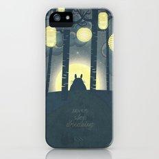 Totoro ' s Dream  iPhone (5, 5s) Slim Case