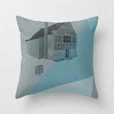 High Park Branch Throw Pillow