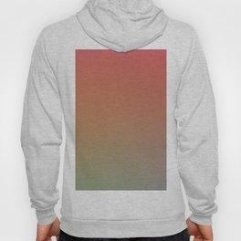 PREMIUM SUNRISE - Minimal Plain Soft Mood Color Blend Prints Hoody