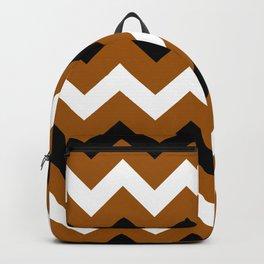 Western Chevron Backpack