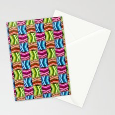 Left, Right, Up, Down Stationery Cards