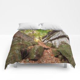 Gettysburg Grotto Comforters