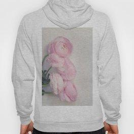 Pink Peonies Hoody