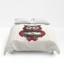 Xavier the Owl Comforters