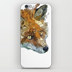 Her Complicated Nature II iPhone & iPod Skin