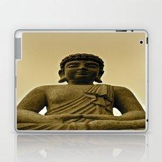 Buddha Prays Laptop & iPad Skin