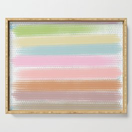 The Stripes Serving Tray