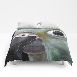 Dusky Conure Comforters