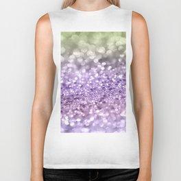 Purple Lavender Glitter #1 #shiny #decor #art #society6 Biker Tank