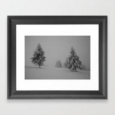 Time Frozen II Framed Art Print