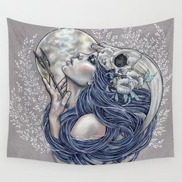Final Breath Wall Tapestry
