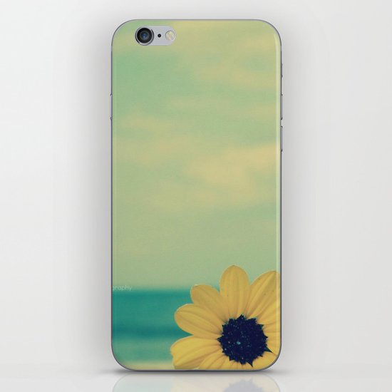 life at the beach iPhone & iPod Skin