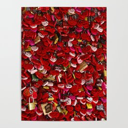 Padlocks of Love Poster