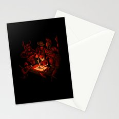 Draw Your Weapon Stationery Cards