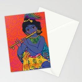 Colorful Gopala Stationery Cards
