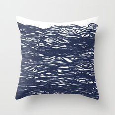 Sea Picture No. 5 Throw Pillow