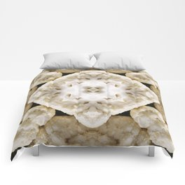 VeggieMandala Cauliflower 1 Comforters