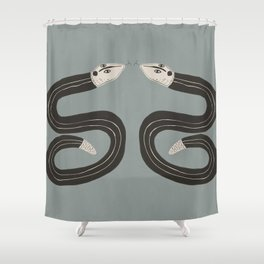 Sssymetry Shower Curtain