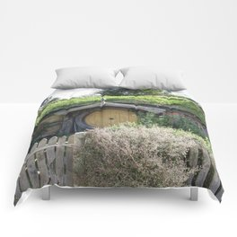 House of the Little People Comforters