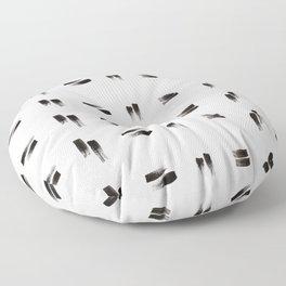 mudcloth iv Floor Pillow