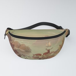 Lake Champlain Fanny Pack
