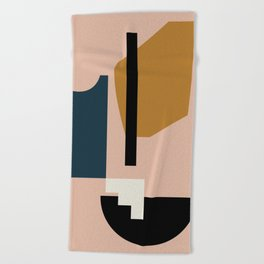 Shape study #2 - Lola Collection Beach Towel