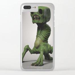 Creeper Clear iPhone Case