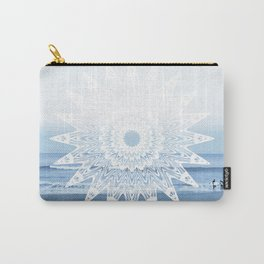 Surf mandala Carry-All Pouch
