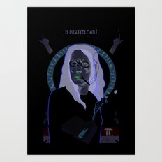 Brusselmans Art Print