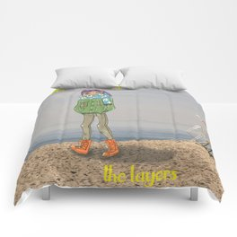 It's All About the Layers Comforters