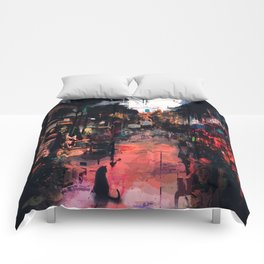 La La Land Comforters
