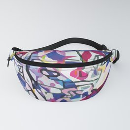Crowd - 5 Fanny Pack
