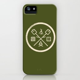 S'mores Society iPhone Case