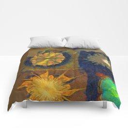 Unijugous Threadbare Flowers  ID:16165-010211-80730 Comforters