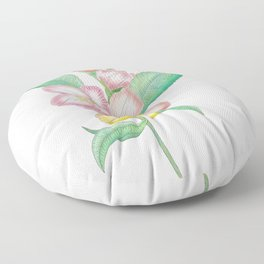 Flowers for your spring spirits Floor Pillow