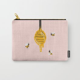 Biz-y Bees Carry-All Pouch