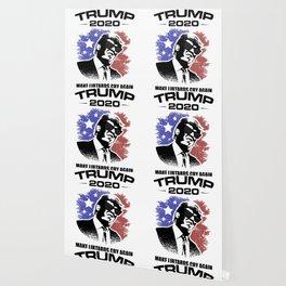 Trump 2020 Support Republicans Wallpaper