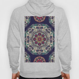 Colorful Mandala Pattern 007 Hoody