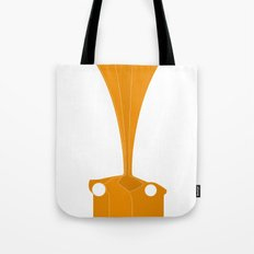 Silhouette Racers - McLaren F1 Tote Bag
