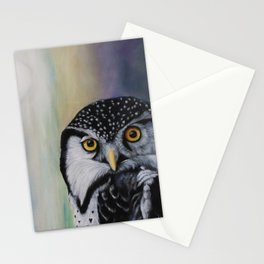 Day Lover Owl Stationery Cards