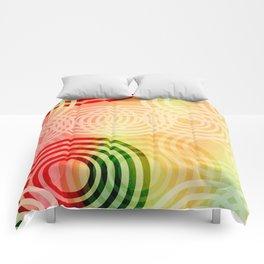 Fabulous Circles Comforters