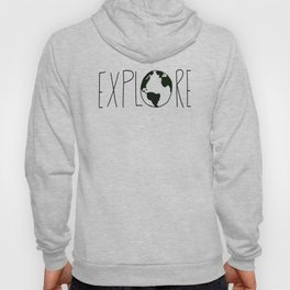 Explore the Globe x BW Hoody