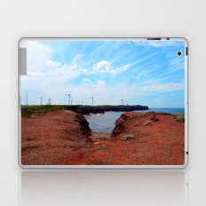 North Cape Wind Park and Cliff Laptop & iPad Skin