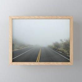 winding road 2 Framed Mini Art Print