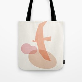 Abstraction_BIRD Tote Bag