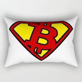 SuperBitcoin Rectangular Pillow