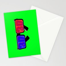 Green Screen 3D Stationery Cards